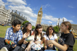 immersion jeune excursion a londres