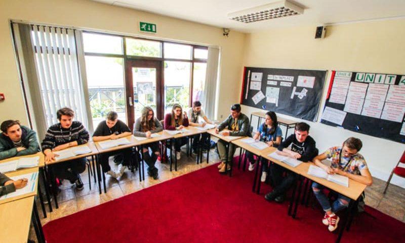 cours d'anglais séjour en immersion Dublin