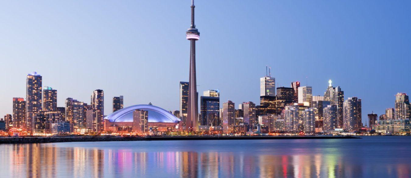 Séjour linguistique Jeune Welcome to Toronto Canada