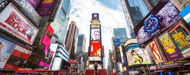 Séjour linguistique Jeune - New York