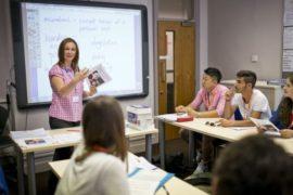 Cours d'anglais à Canterbury