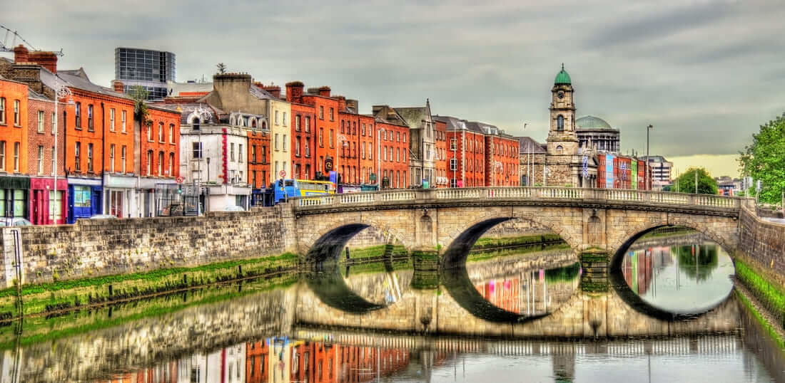 Séjour linguistique Jeune Immersion jeune à Dublin Irlande