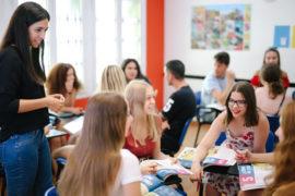 Séjour linguistique jeune Espagne