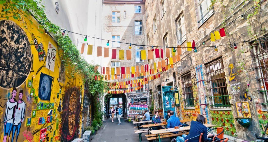 Séjour linguistique Jeune Hallo Berlin Allemagne