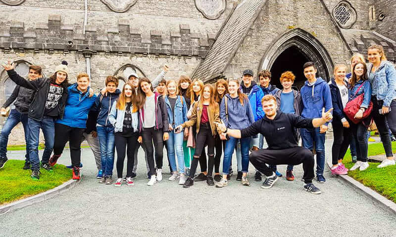 immersion ado dublin excursion