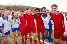 Séjour linguistique Anglais et football à Winchester Royaume-Uni