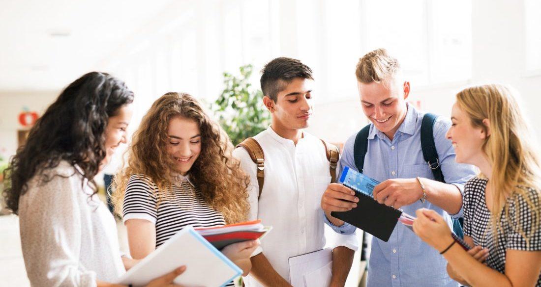 Séjour linguistique jeune cours collectifs