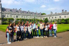 Echange linguistique jeune Irlande