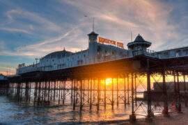 Voyage linguistique ado Brighton