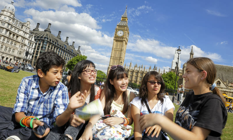 immersion jeune excursion londres