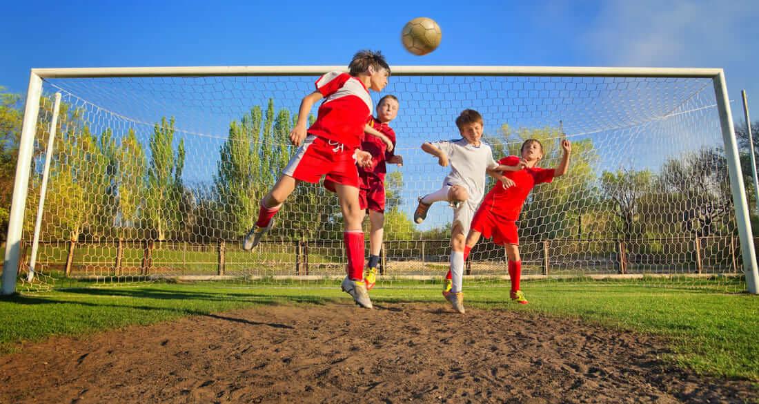 Séjour linguistique Jeune Anglais et football avec l'Arsenal Soccer School Royaume-Uni