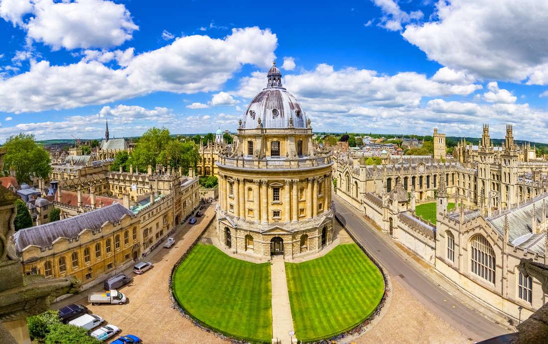 Séjour jeune Oxford