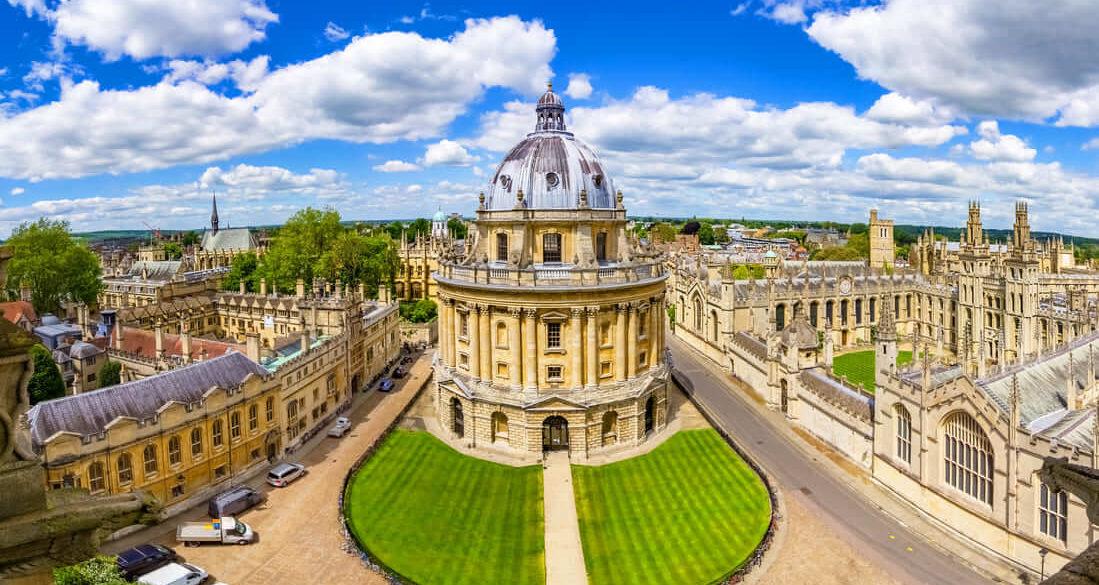 Séjour linguistique Jeune Discovering Oxford Royaume-Uni