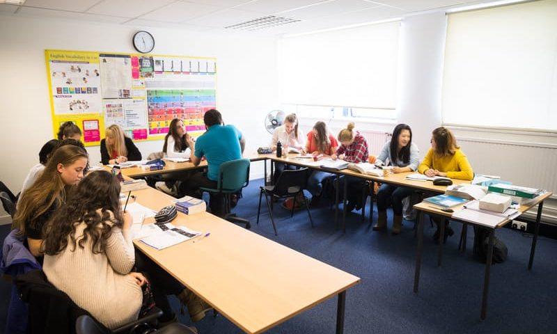 Séjour linguistique oxford cours d'anglais