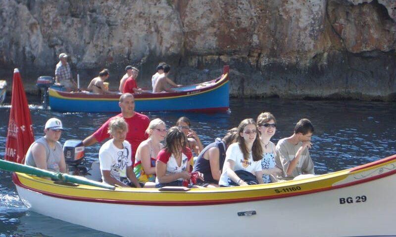 Séjours Agency Jeunes immersion linguistique Malte avec activités