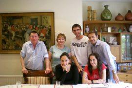 séjour linguistique famille d'accueil oxford