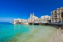 Séjour linguistique Study and Fun in St Julian's Malte