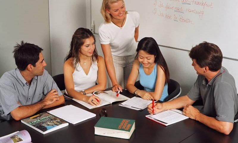 Cours allemand à Fracfort Séjours Agency Jeunes