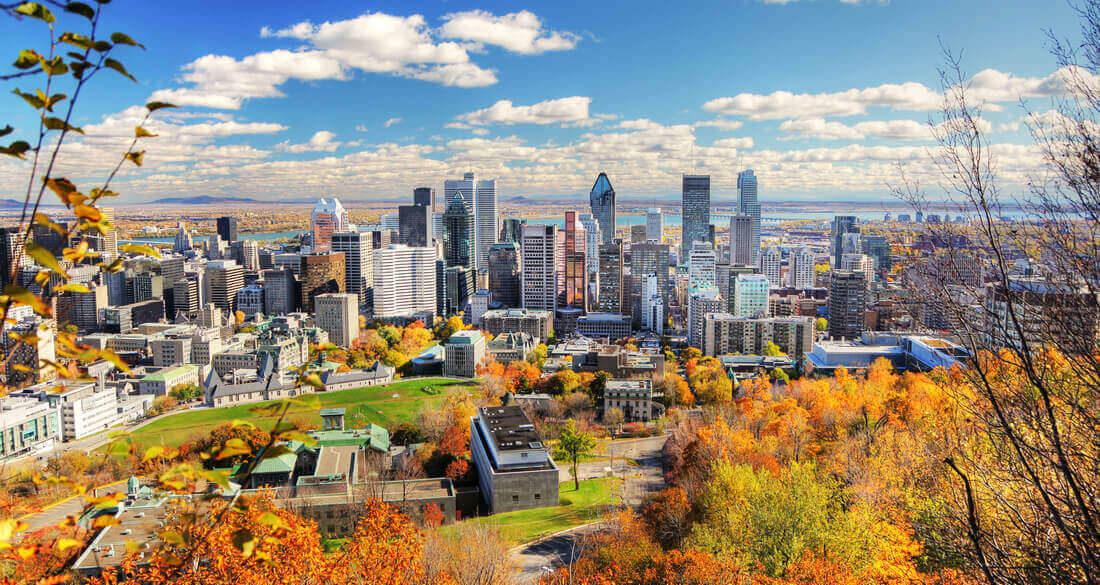 Séjour linguistique Jeune Bienvenue à Montréal Canada