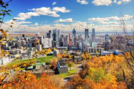 Séjour linguistique Bienvenue à Montréal Canada