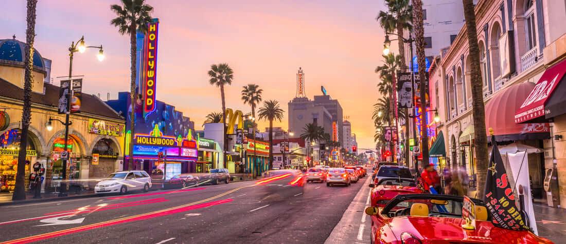 Séjour linguistique Jeune Séjour jeunes Los Angeles Etats-Unis