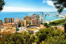 Séjour linguistique Séjour juniors Malaga Espagne