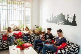Séjour linguistique junior Malaga centre de langue