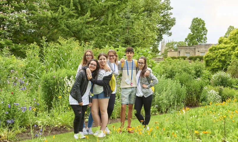 immersion linguistique oxford excursions