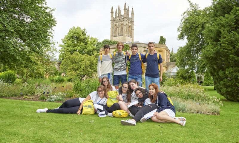 immersion linguistique oxford séjours agency jeunes