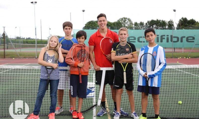 séjour linguistique anglais et tennis Winchester
