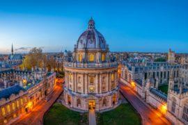 Séjour linguistique Visiting Oxford Royaume-Uni
