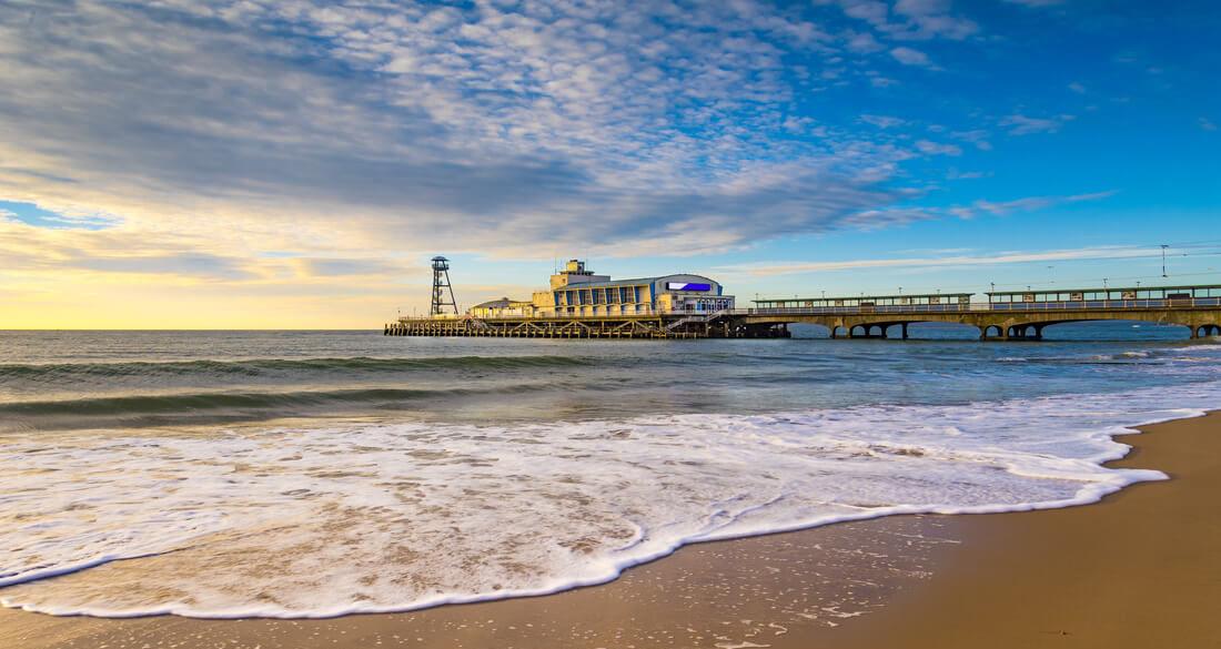 Séjour linguistique Jeune Anglais et activités intensives à Bournemouth Royaume-Uni
