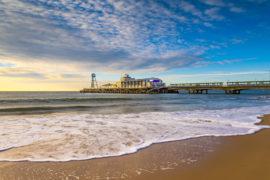 Séjour linguistique Anglais et activités intensives à Bournemouth Royaume-Uni