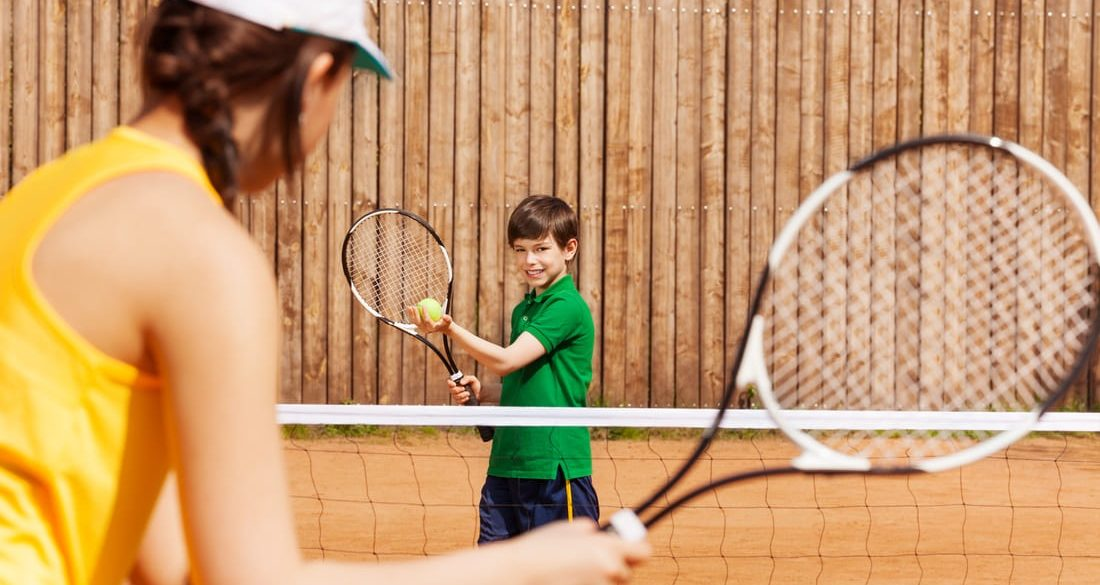 Séjour linguistique Jeune Anglais et tennis à Winchester Royaume-Uni