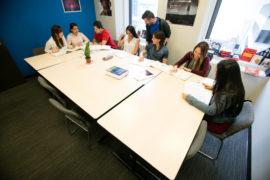 Apprentissage langue anglaise montreal