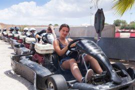séjour linguistique malte activité karting