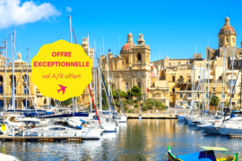 Séjour linguistique Année sabbatique Gap Year Malte Malte