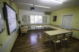 gap year malte salle de classe