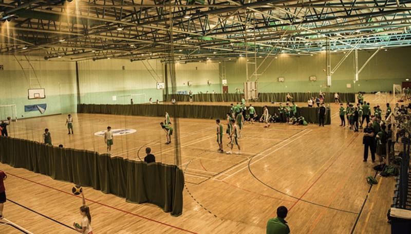 Résidence Dublin complexe sportif