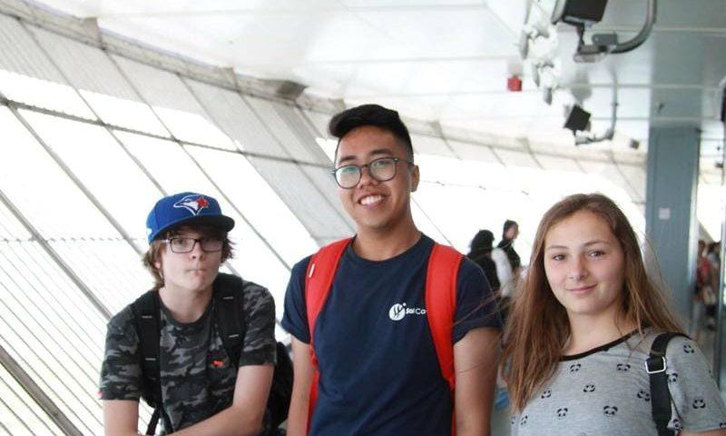 Séjour linguistique jeune à l'étranger