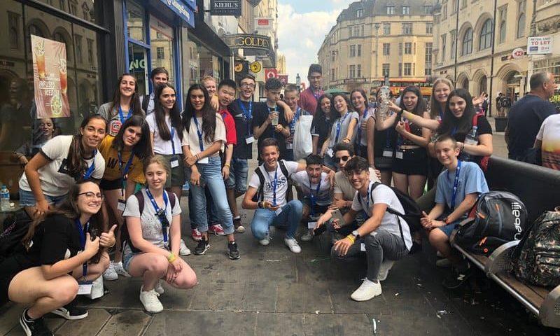 Séjours Agency Jeunes en excursion