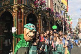découverte de la ville de Dublin en excursion