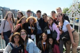 immersion linguistique junior dublin activités et excursions
