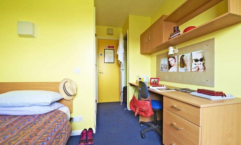 résidence Londres chambre simple