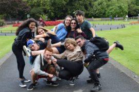 voyage linguistique ado en irlande excursions