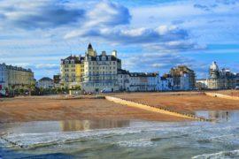 Séjour linguistique Wonderful Eastbourne Royaume-Uni