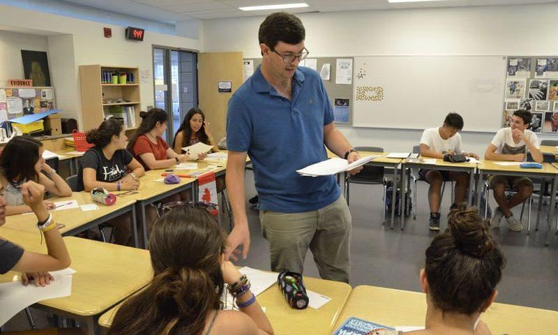 immersion linguistique junior au Canada