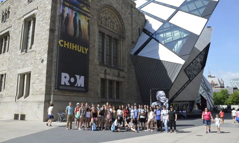 séjour jeune Toronto visite et excursion