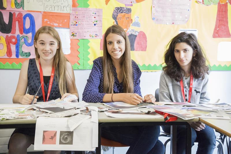 Apprentissage langue étrangère séjour linguistique