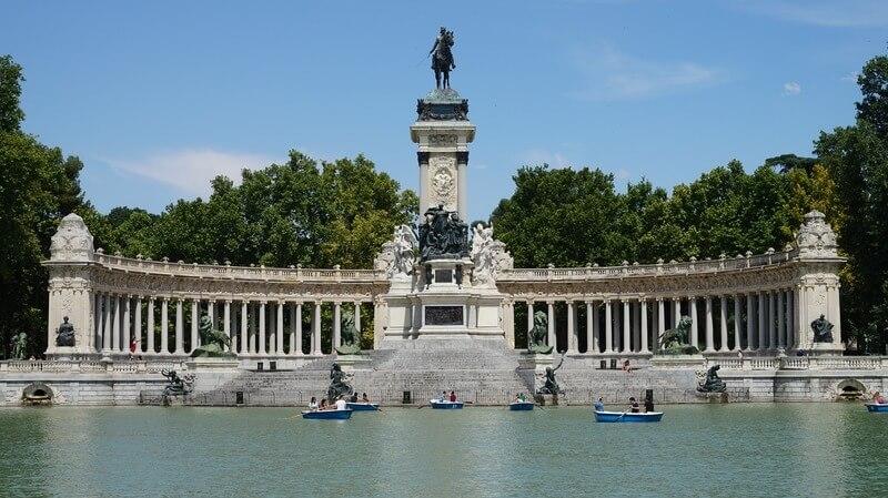 Immersion linguistique Madrid
